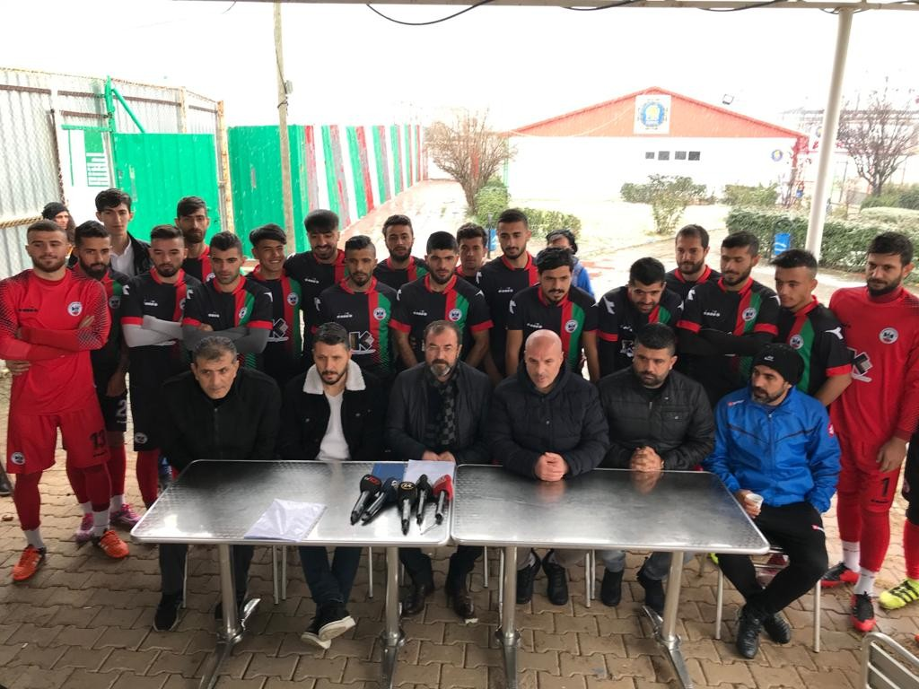 Diyarbakırspor'a korona virüs testlerinden iyi haber