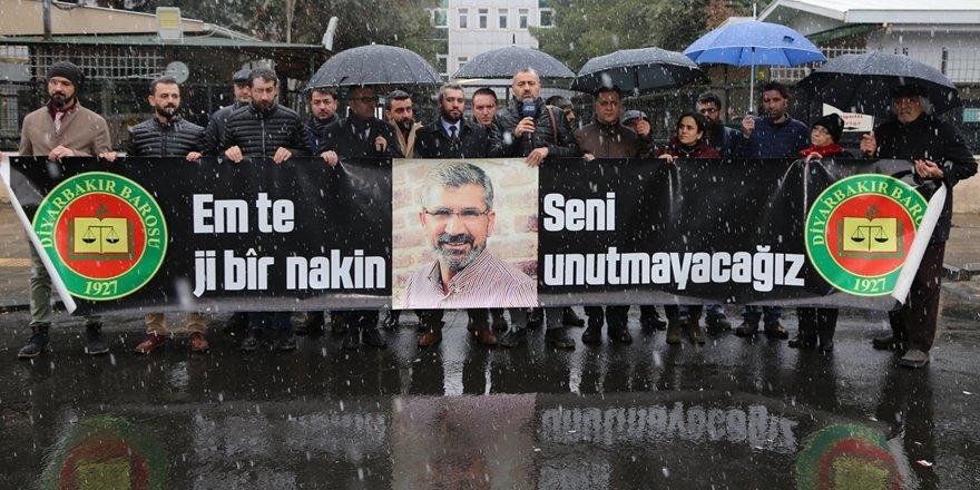 Baro Başkanı Aydın: Yargı iktidarın arka bahçesine dönmüş
