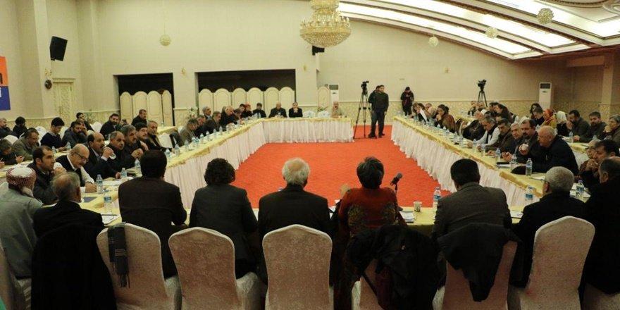 Ulusal birlik çalıştayı'nda ikinci gün