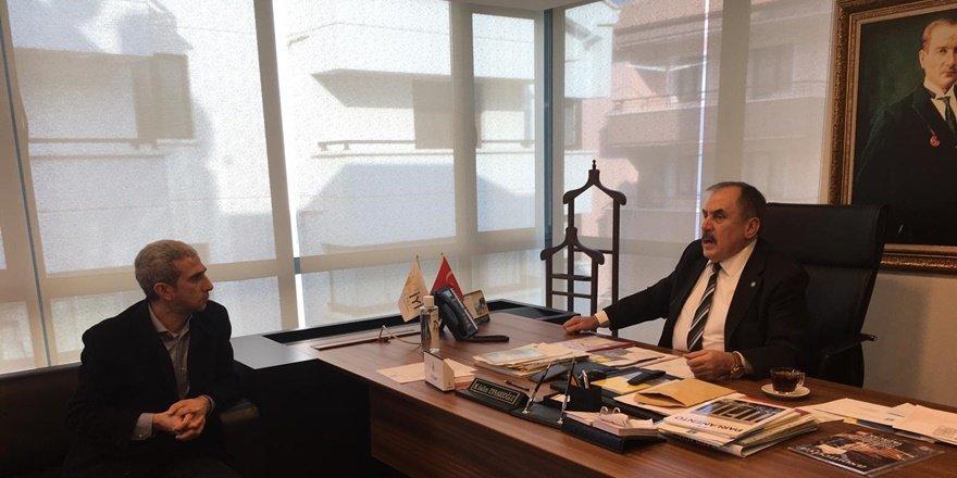 Salim Ensarioğlu: İYİ Parti Kürtlere iyi gelecek
