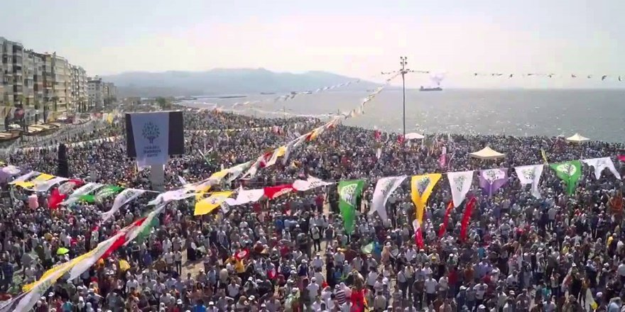 İzmir'de 12 HDP'li gözaltında