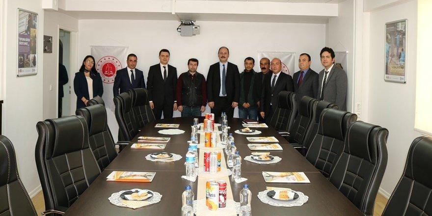 Diyarbakır'da eski hükümlüler kendi işini kuruyor