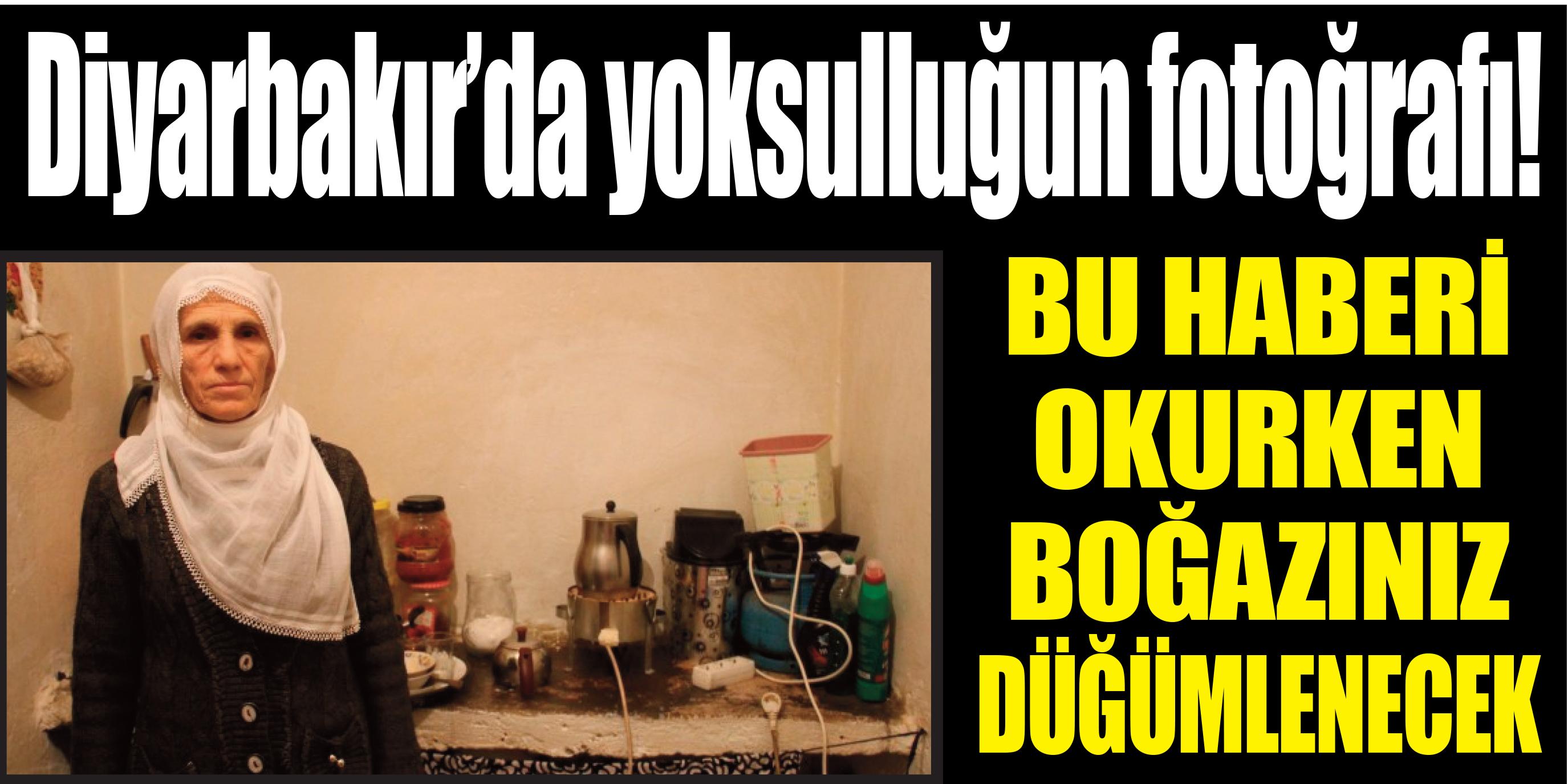 Diyarbakır'da Kılıç ailesinin yoksulluğu hepimizi utandırdı!
