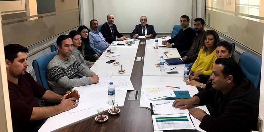DİSKİ Genel Müdürlüğü'nden Proje Ofisi