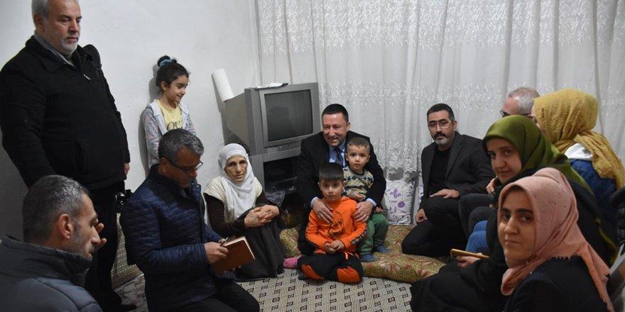 Kılıç ailesinin mağduriyetine yardım eli uzatıldı