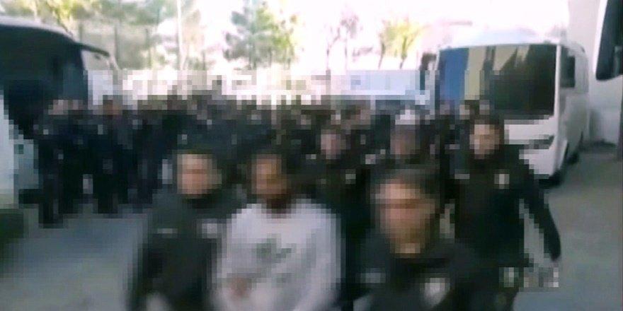 Bombalı eylemlere ilişkin 34 tutuklama