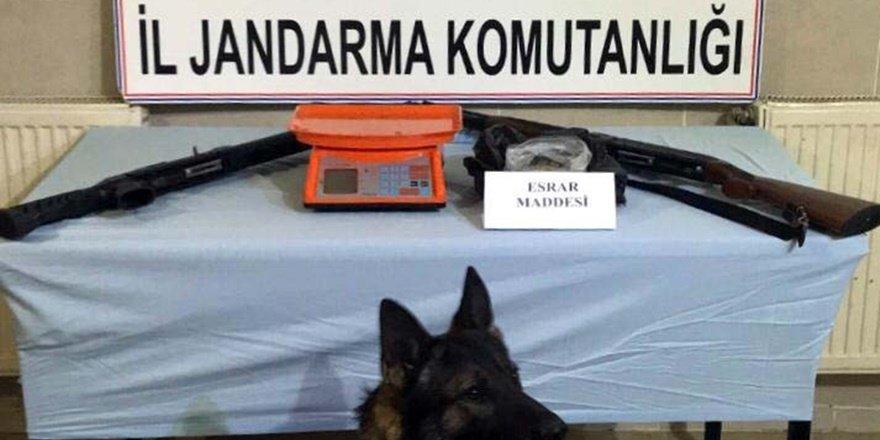 Midyat'ta JASAT ekipleri suç makinesini yakaladı