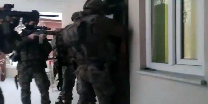 Van'da operasyon: 6 gözaltı