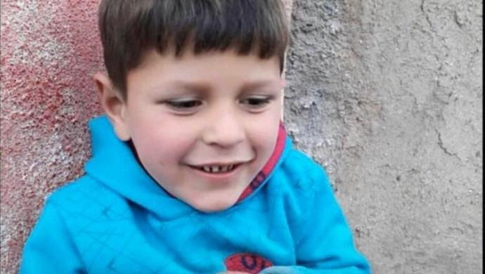 Çınar'da öldürülen çocukla ilgili dayı serbest, hala gözaltında