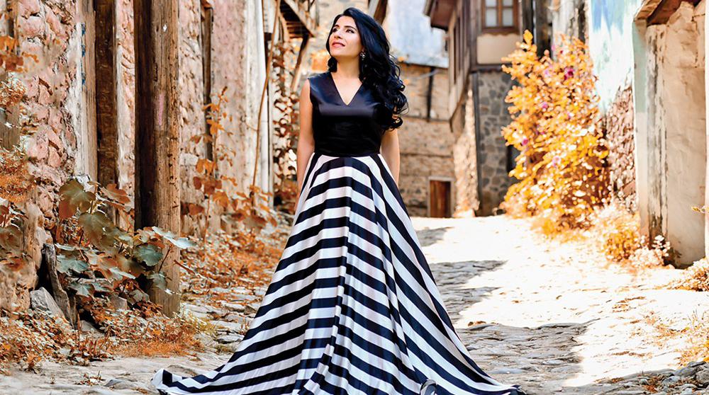 Kürt müziğinin ünlü ismi Rojda'nın yeni albümü çıktı