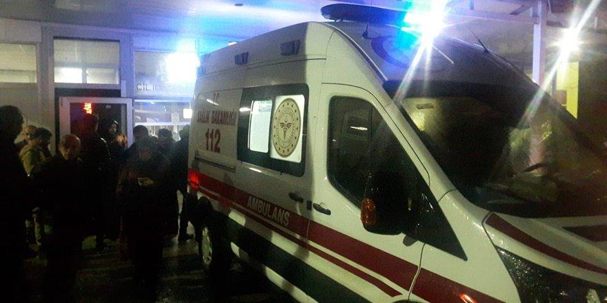 VİDEO - Diyarbakır'da feci kaza: 1 ölü, 5 yaralı