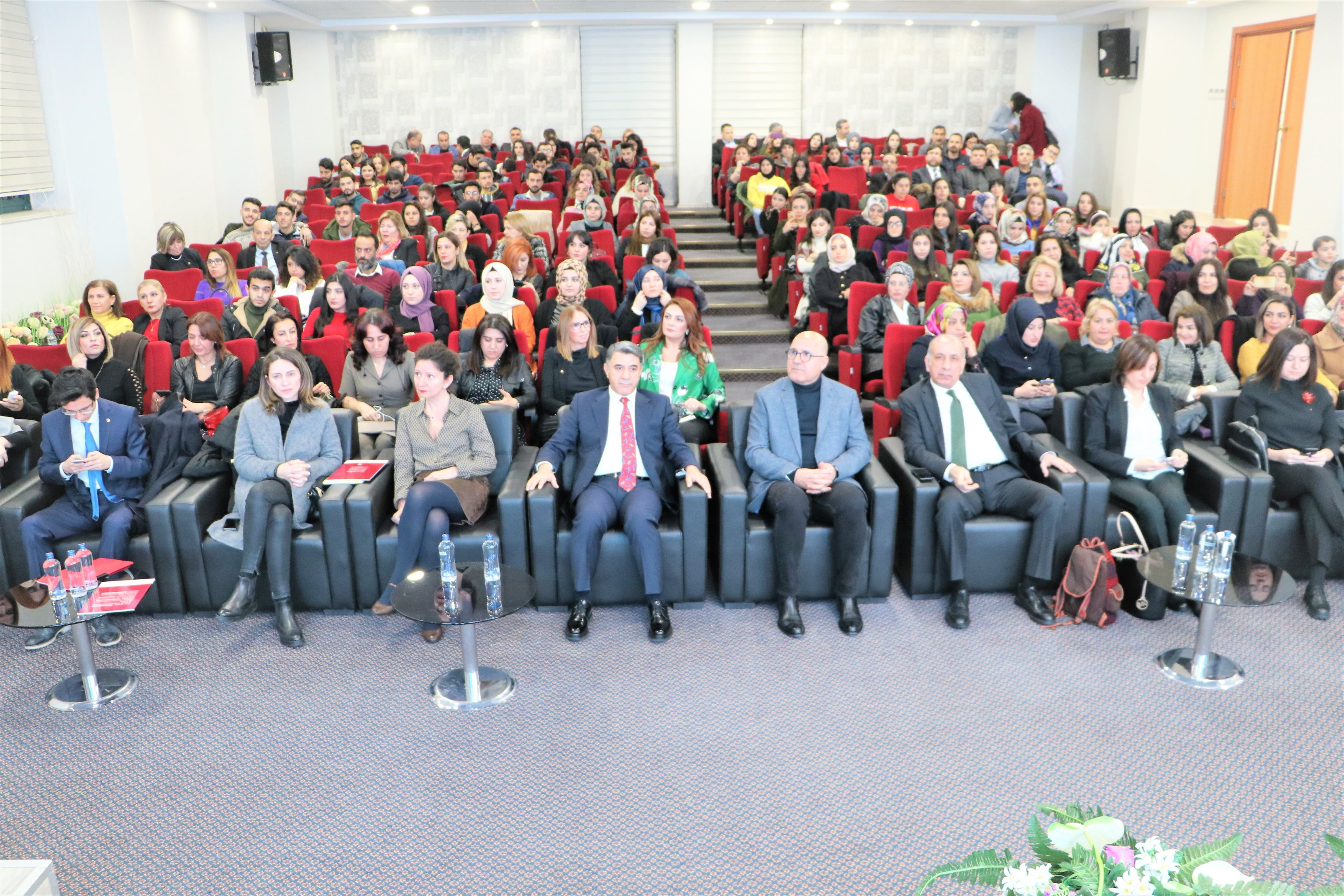 Diyarbakır'da Kız Kardeşim Projesinin 'ilham buluşması' gerçekleşti