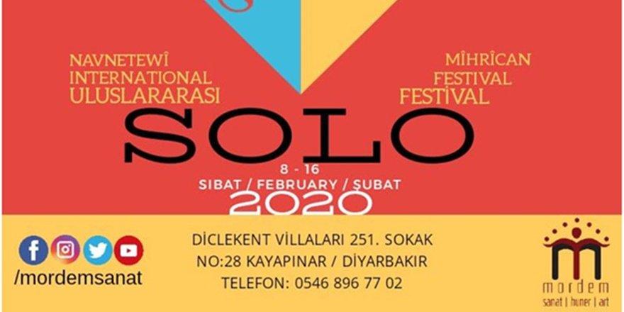 Mordem Sanat'ta uluslararası festival