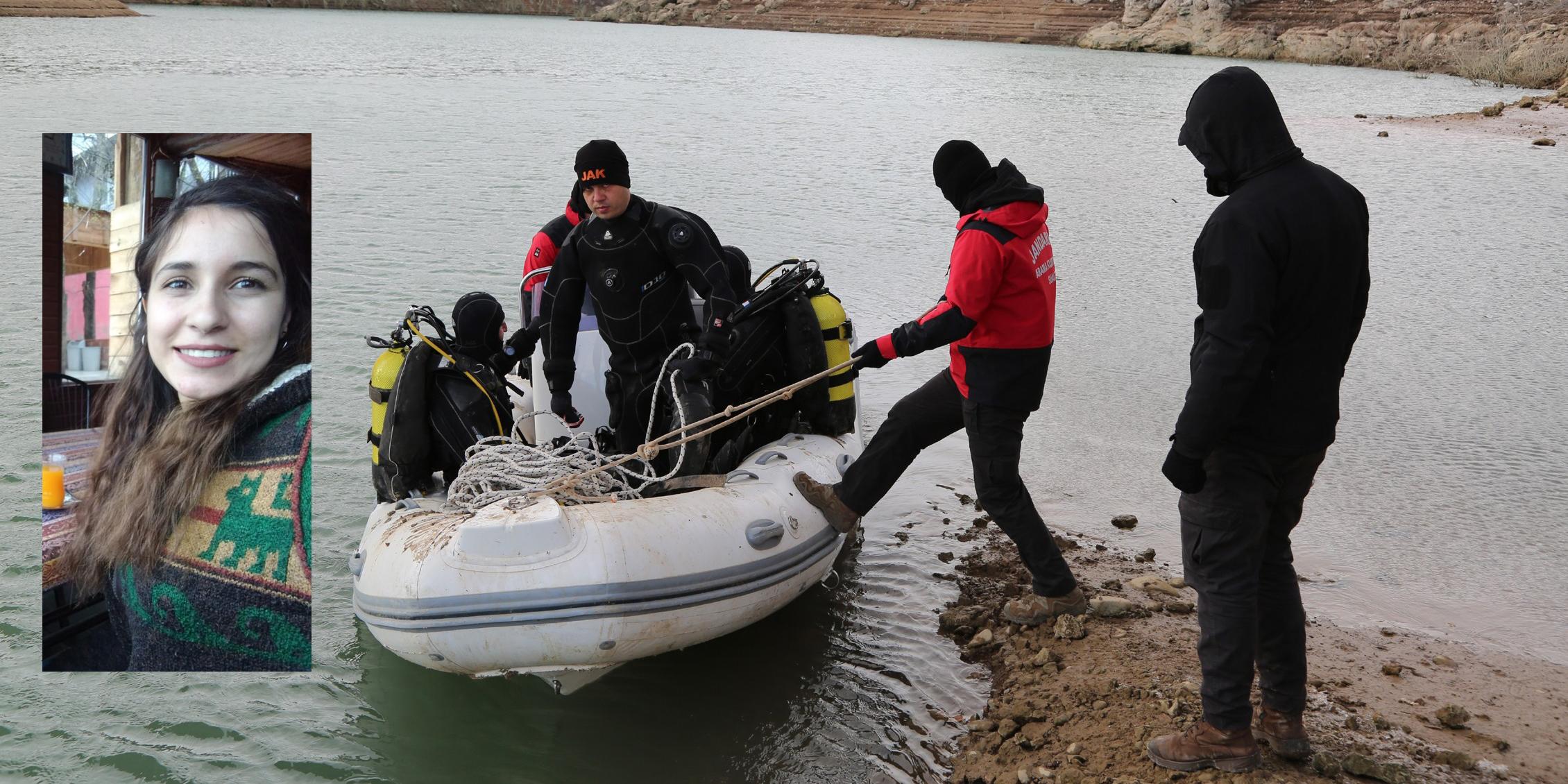 Kayıp Gülistan'ı arama çalışmaları sürüyor, baraj kodu düşürüldü