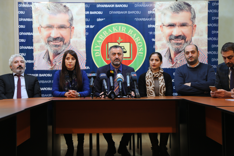 Diyarbakır Barosu: Elçi cinayetinde ifade veren 3 polis tutuklanmalı