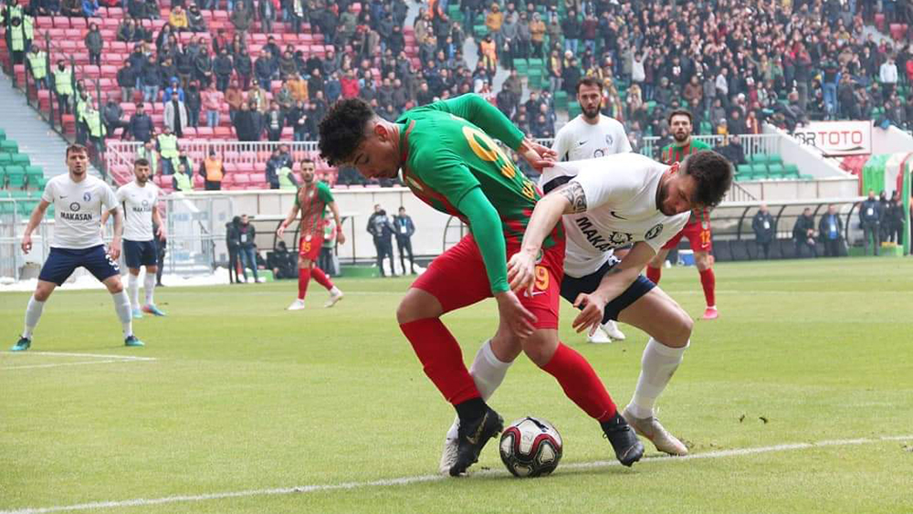 VİDEO- Amedspor'a hayat veren galibiyet!