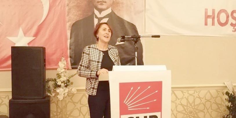 CHP'ye kadın başkan