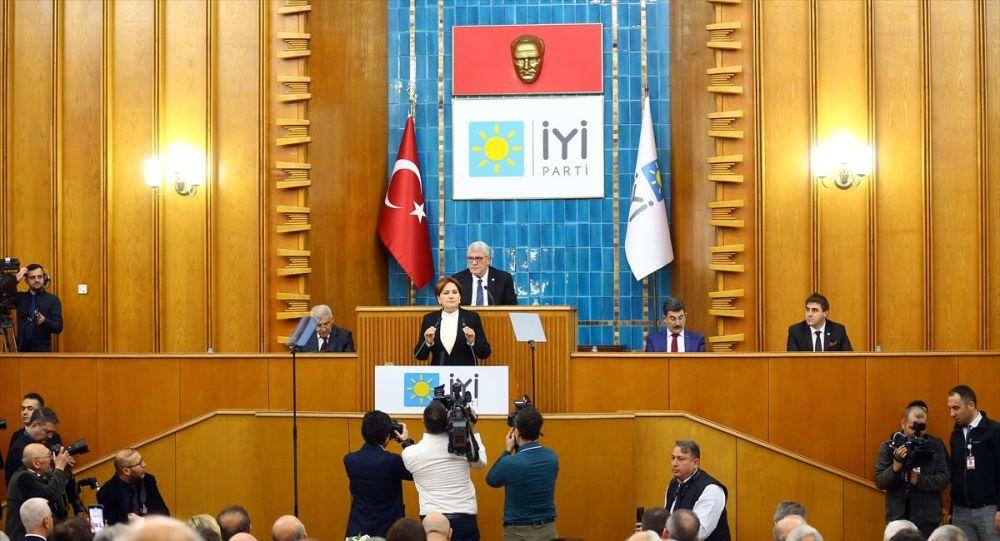 Akşener'den istifa tepkisi: İftira kötü bir şey