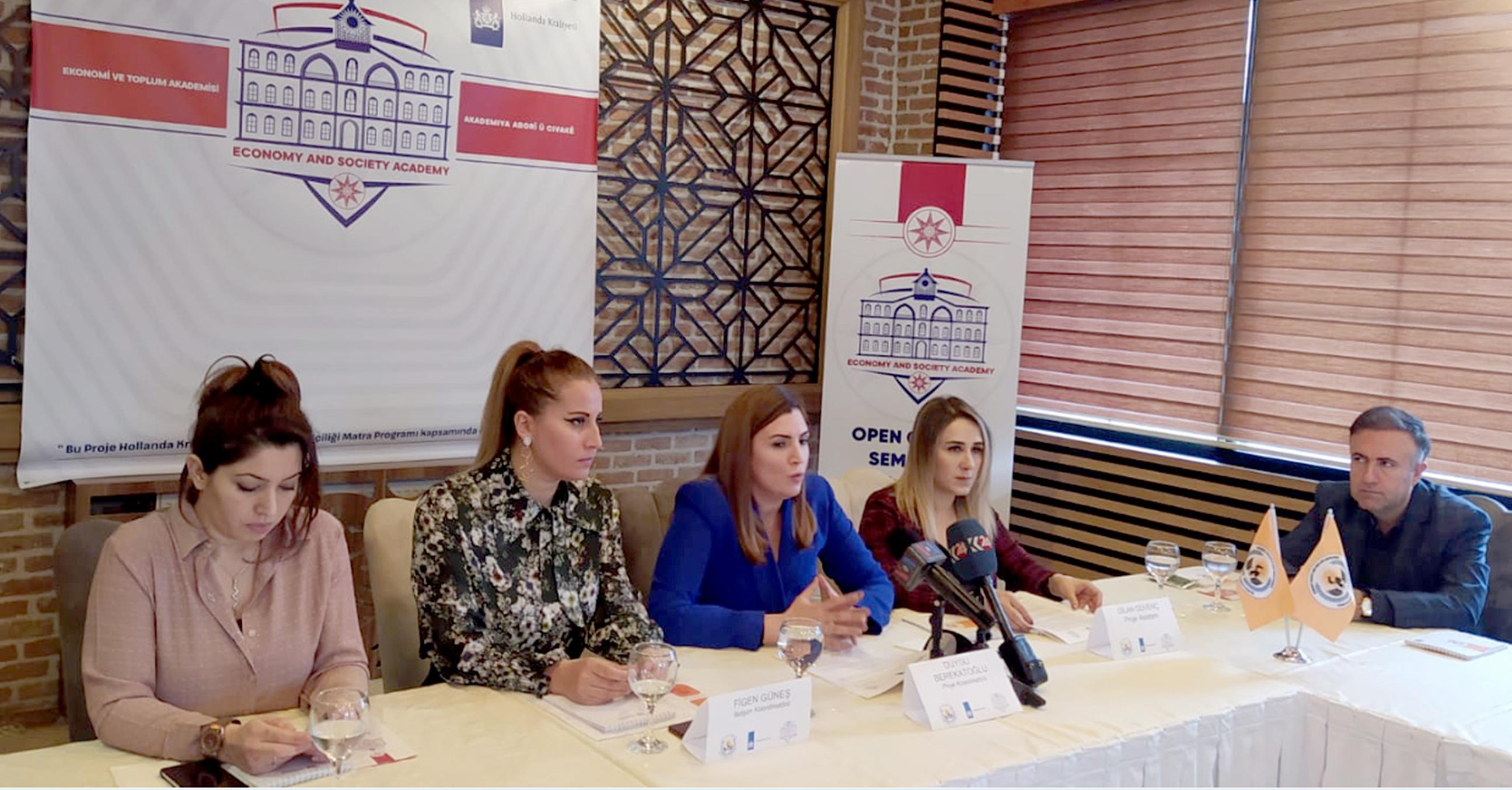 Diyarbakır'da Yeni Yaşam Derneği Kuruldu