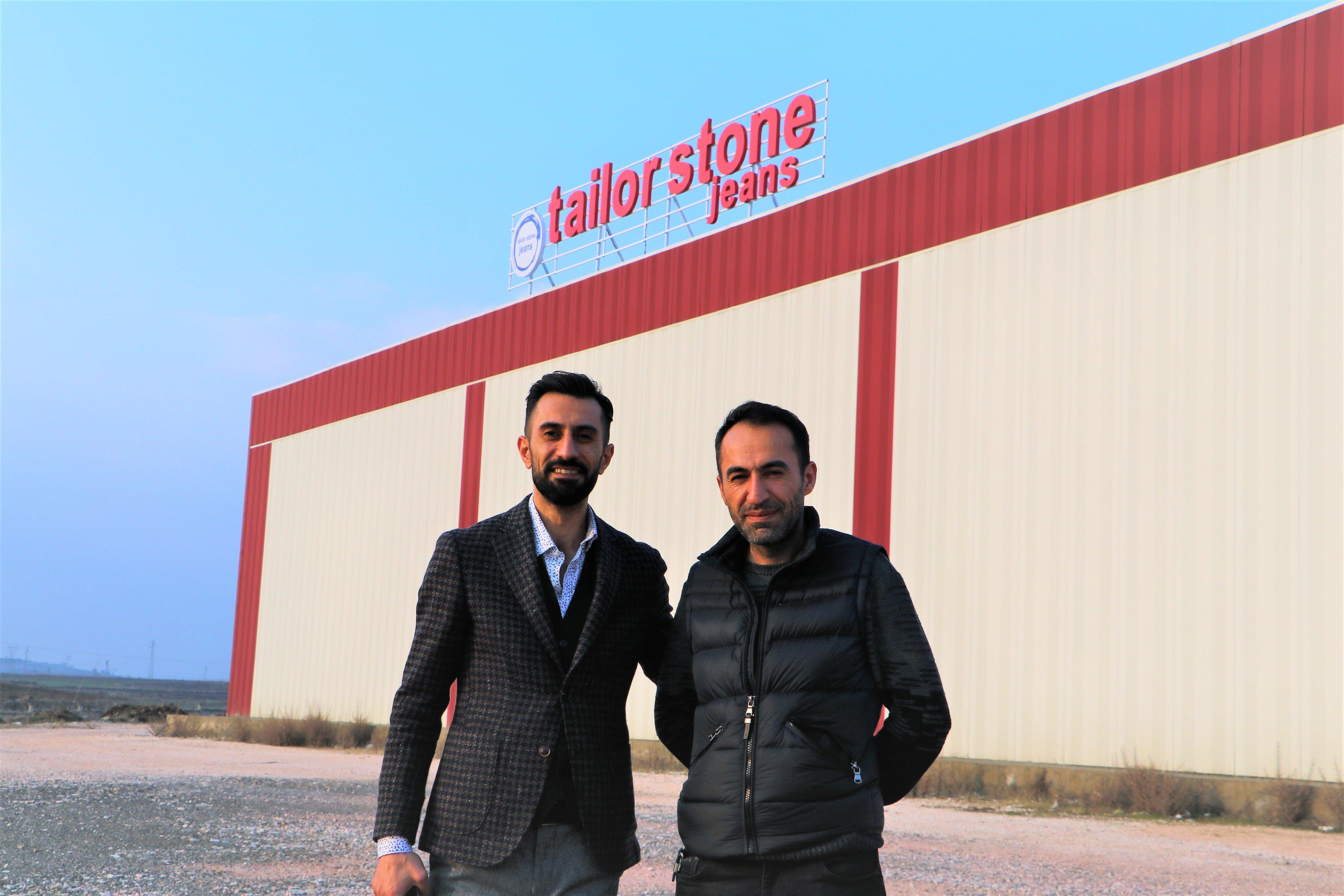 30 yıl sonra döndüğü Diyarbakır'da kot fabrikası kurdu