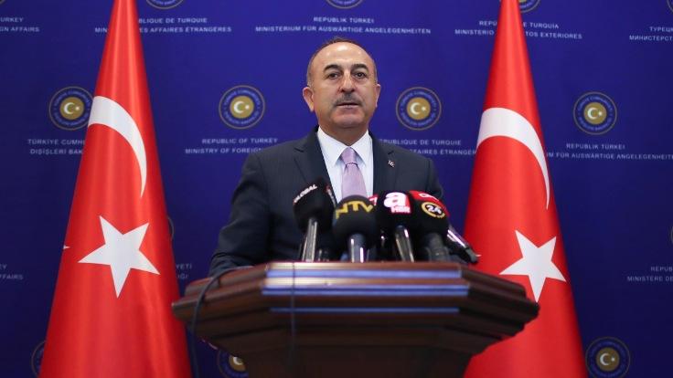 Çavuşoğlu'ndan İdlib'de diplomasi vurgusu: Rusya'yla temaslar devam edecek