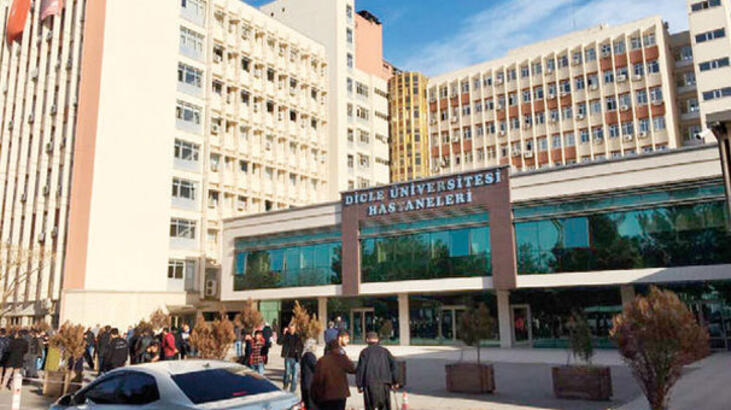 VİEO- Diyarbakır'da bir doktor intihar etti