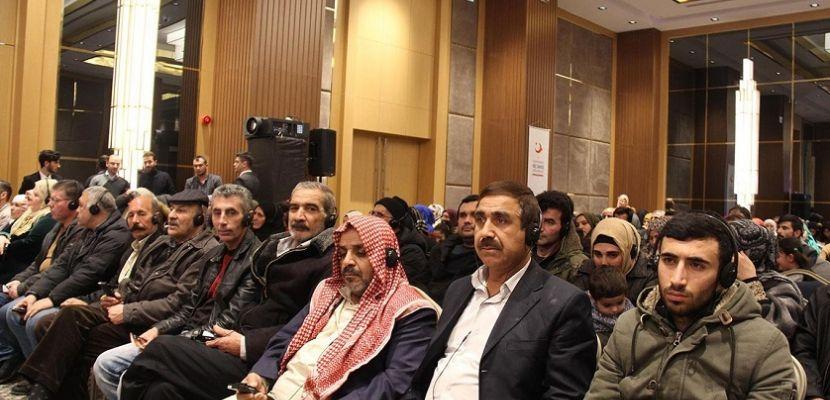 Diyarbakır'da göç semineri