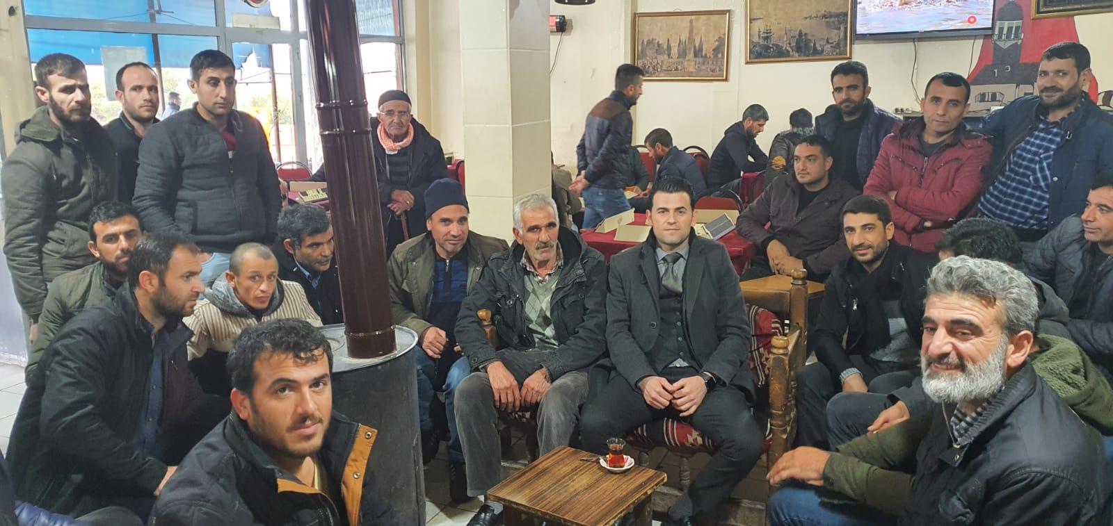 Yenişehir kayyumu 3 ayda 30 bin vatandaş ile görüştü