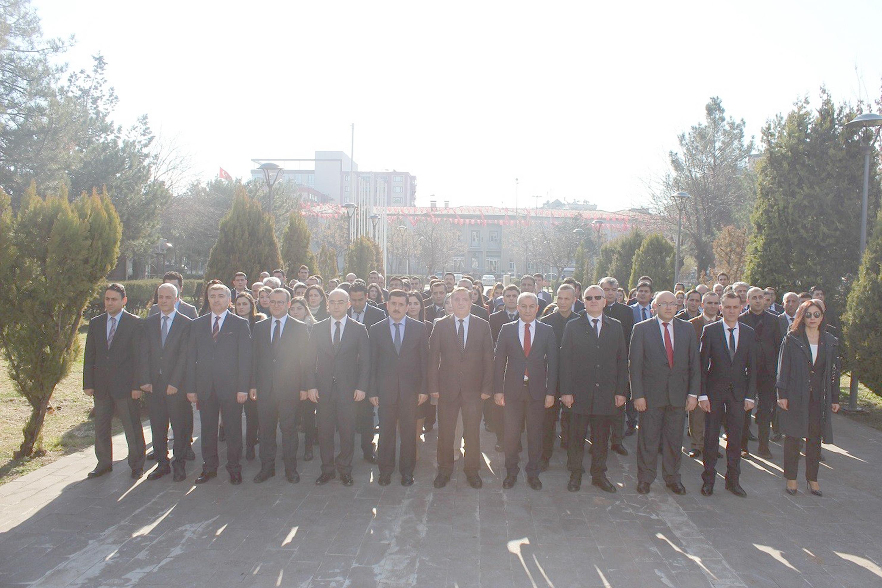 Diyarbakır'da Vergi Haftası kutlandı