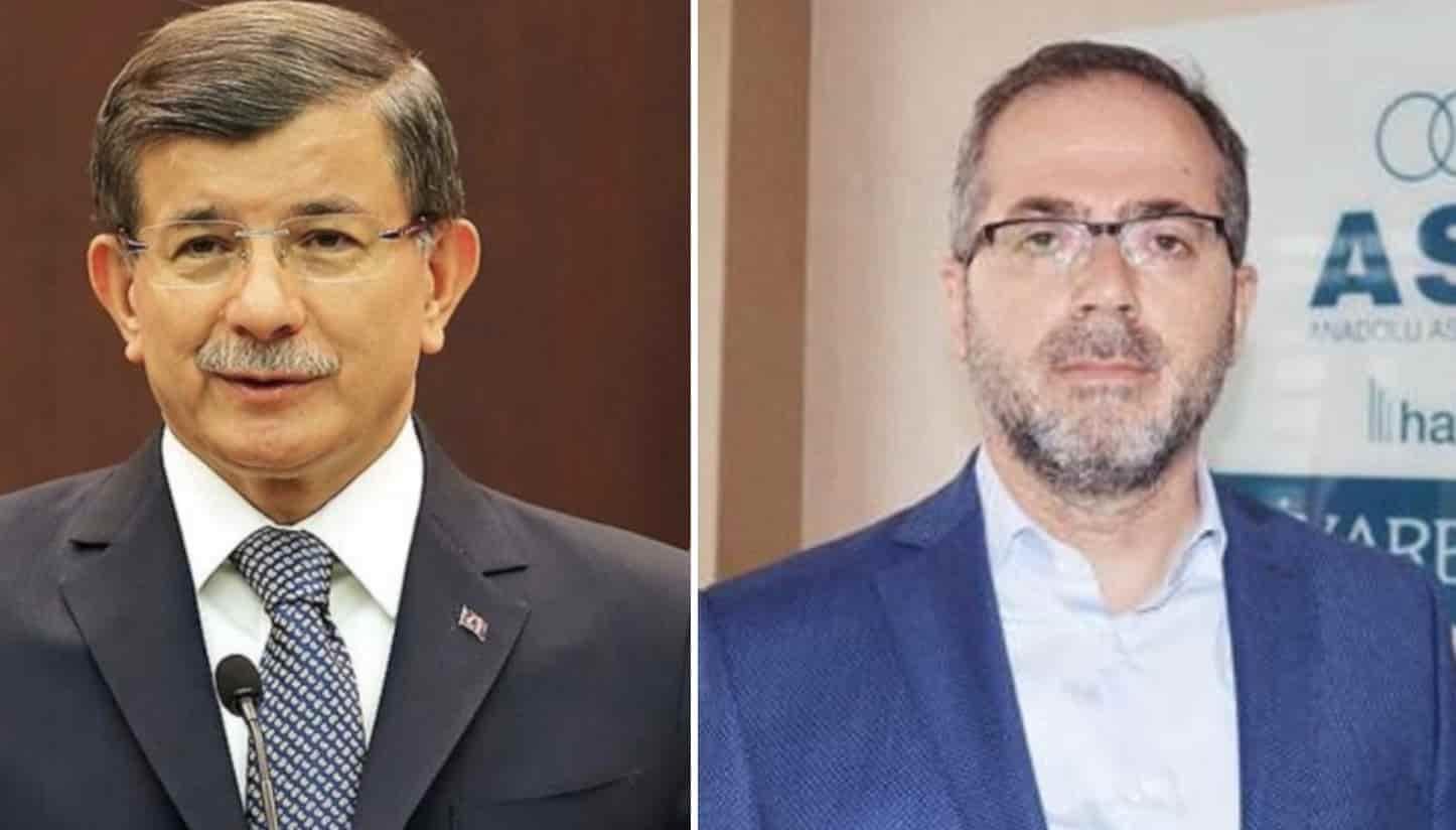 Gelecek Partisi'nin Diyarbakır İl Başkanı Aydın Altaç