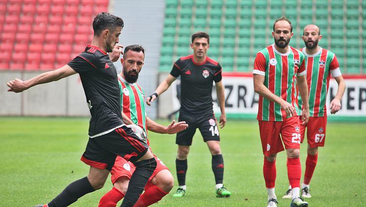 Diyarbekirspor kalan tüm maçları kazanmak istiyor