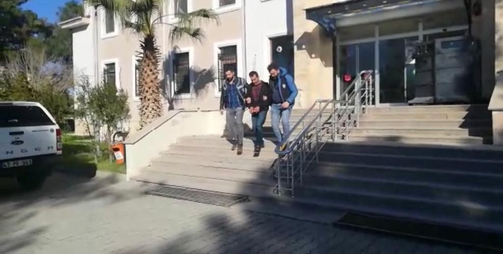 Cezaevinden 2 defa firar eden hükümlü yakalandı