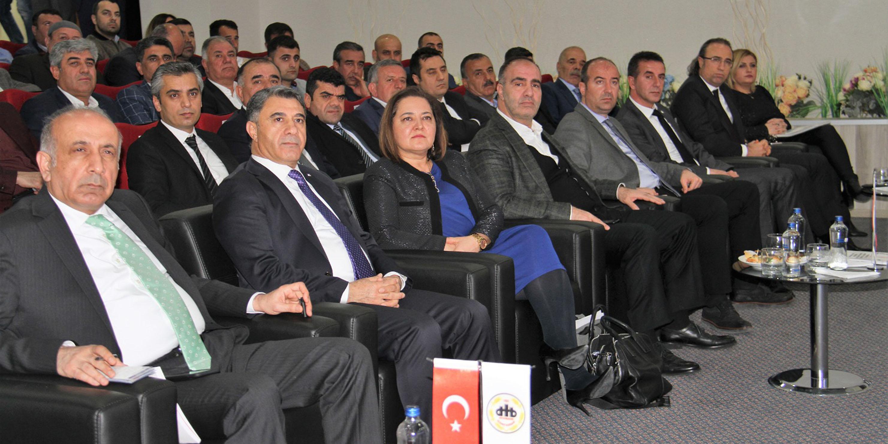 Ticaret Borsasında TÜRİB semineri