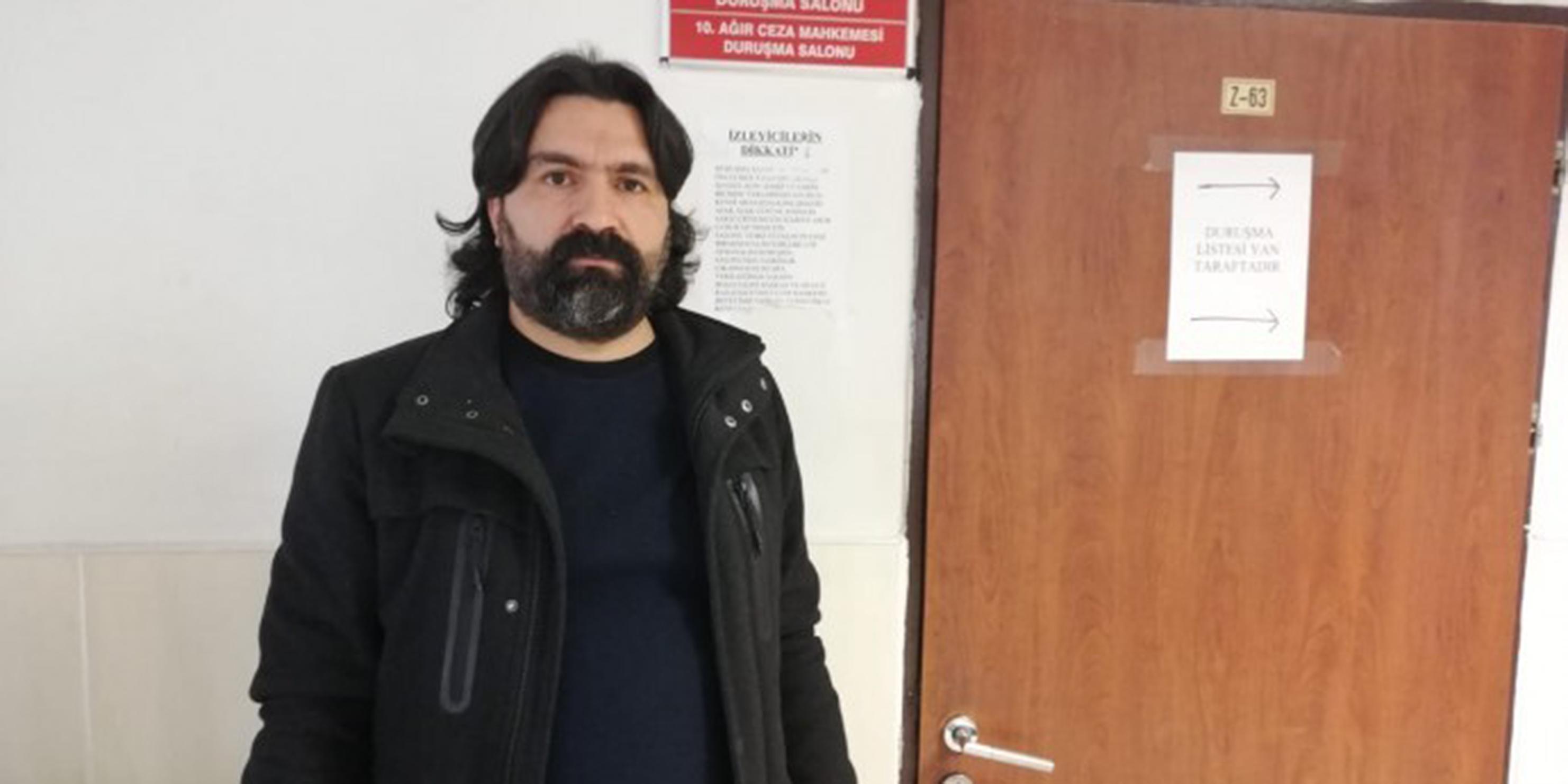 Gazeteci Erol beraat etti