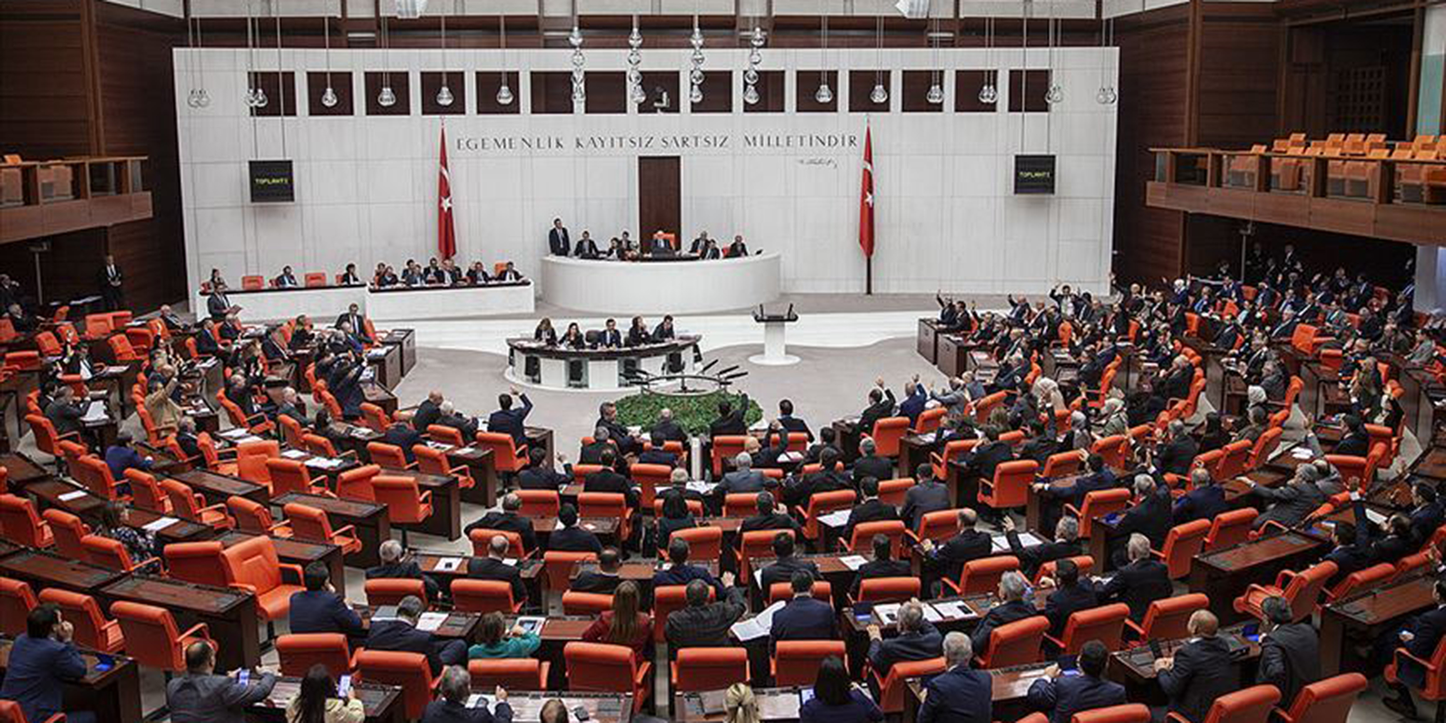 Meclis İdlib için kapalı toplanacak
