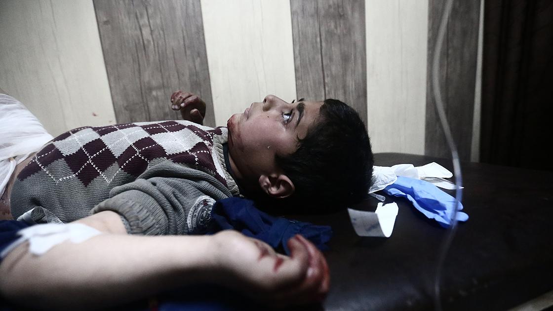 Sivil yerleşimlere saldırı: 12 ölü