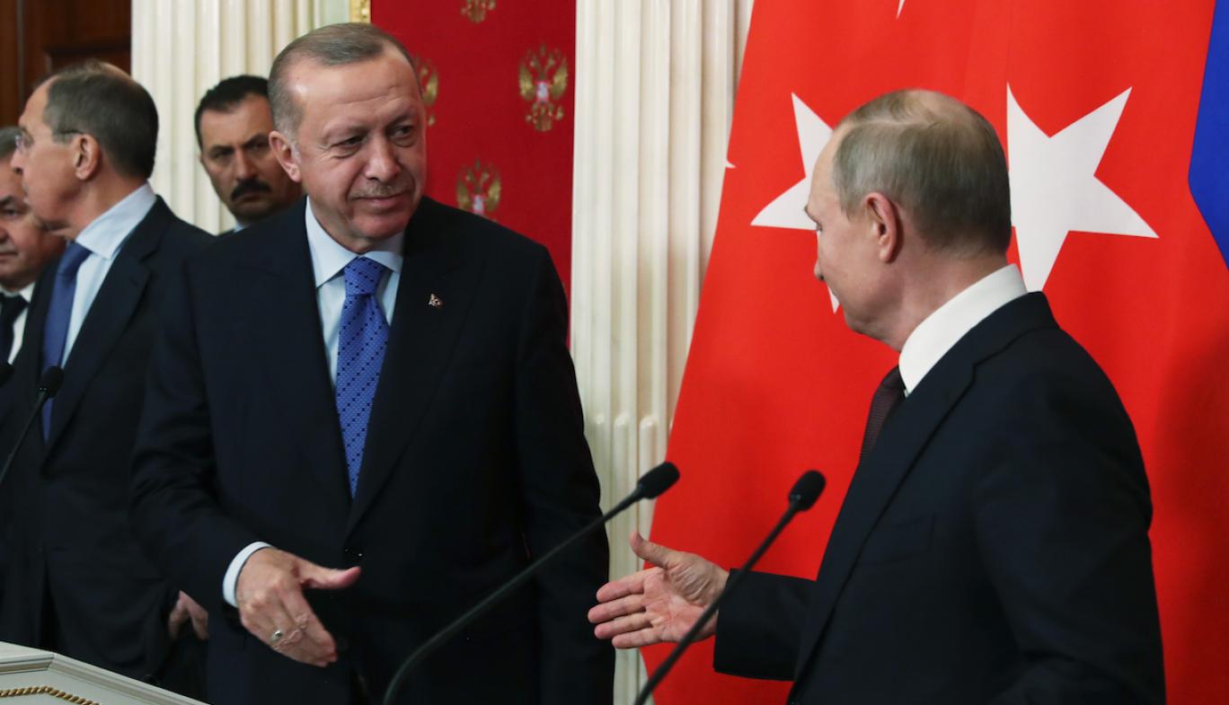 Moskova zirvesinden ateşkes kararı çıktı