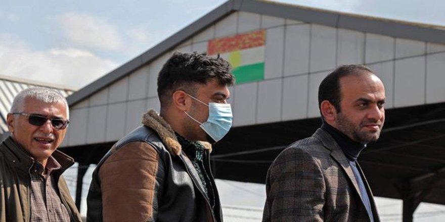 Erbil'de ilk korona virüsü vakası