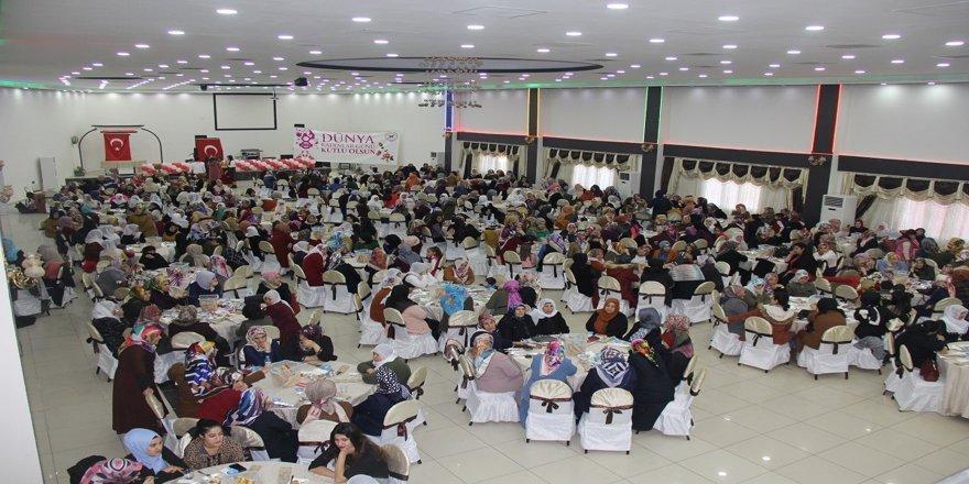 Kulp'ta 8 Mart etkinliği