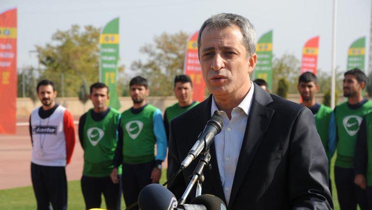 Amedspor Başkanı Kılavuz: Taraftardan özür diliyoruz
