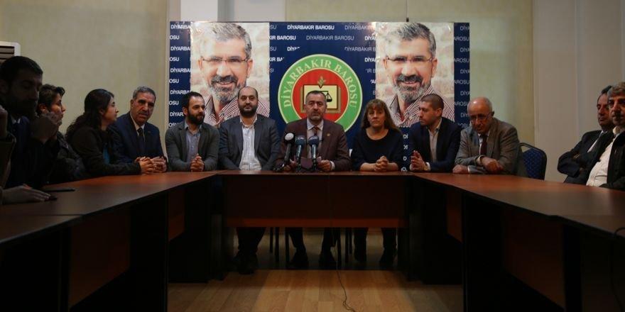 Diyarbakır'daki STK'lardan Mızraklı için ortak açıklama
