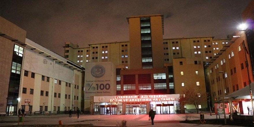 Diyarbakır'da Acil servis koronavirüs şüphesiyle kapatıldı