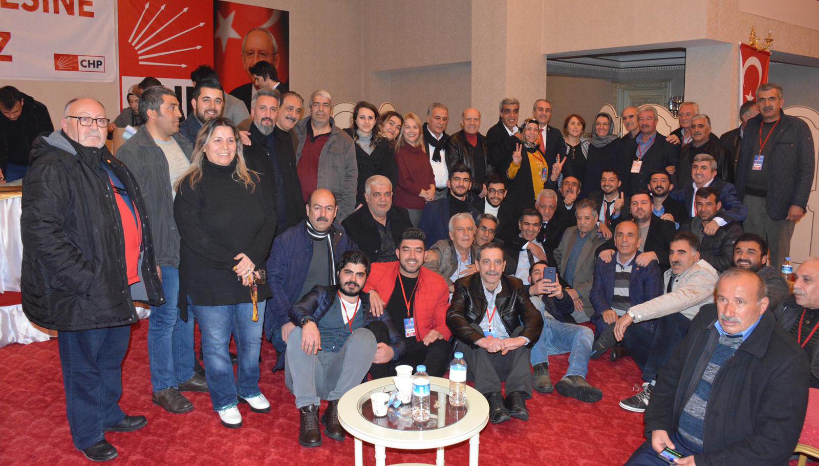 CHP'nin Diyarbakır delegeleri Kılıçdaroğlu'nu destekleyecek