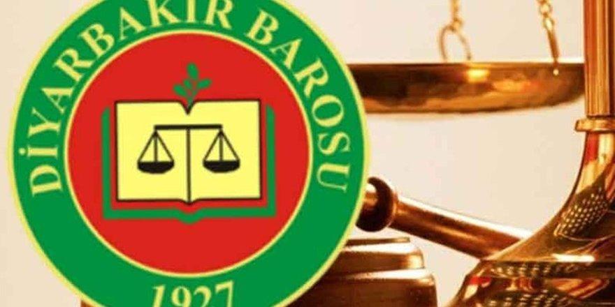 Diyarbakır Barosu: Avukatlara saldırı, demokratik değerlere saldırıdır