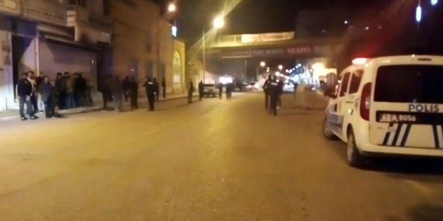 Urfa'da silahlı kavga, yaralılar var