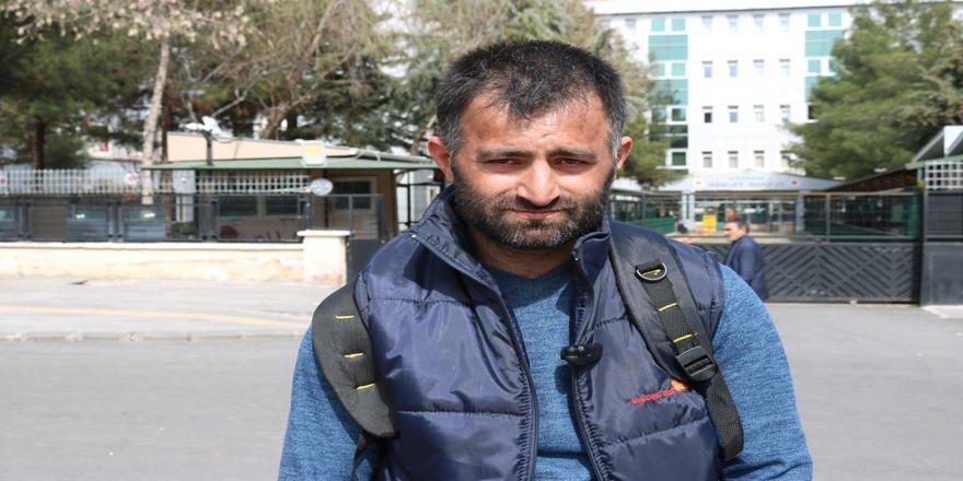 VİDEO - Diyarbakır'da bir vatandaşın e- devlet şifresi ile asılsız ihbar yapıldı iddiası