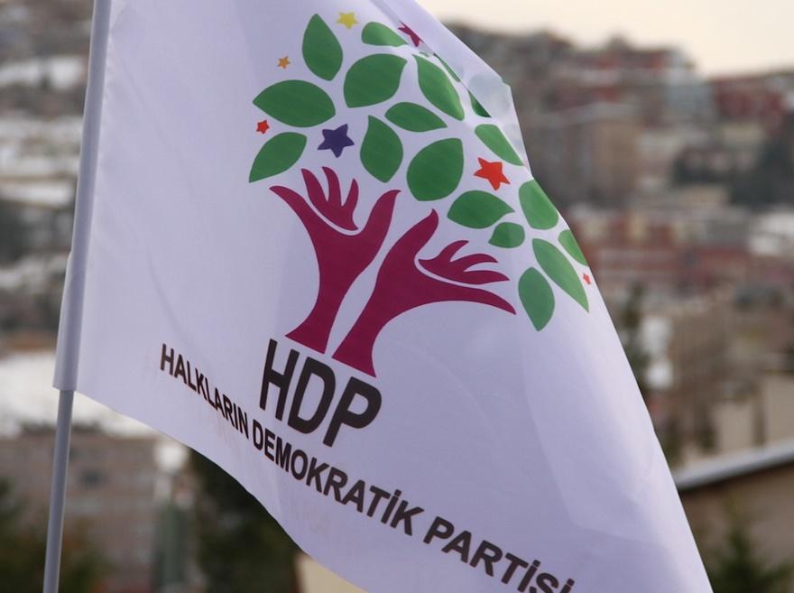 HDP: Sokağa çıkma yasağı ilan edilmeli