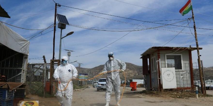 Süleymaniye'de beş koronavirüsü hastası iyileşti