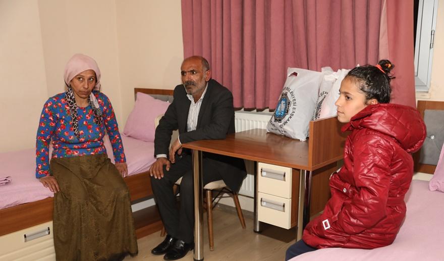 Saraç ailesine Büyükşehir Belediyesi sahip çıktı