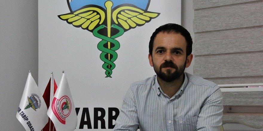 Tabip Odası Başkanı Demir'den korkutan iddia